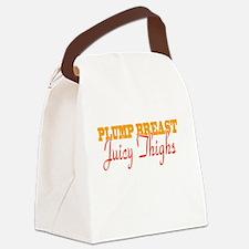PlumpbreastR Canvas Lunch Bag
