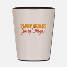 PlumpbreastR Shot Glass