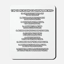 TSHIRTS_why_i_grow_white Mousepad