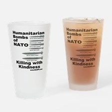 Hbomb Drinking Glass