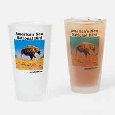 National Bird Drinking Glass