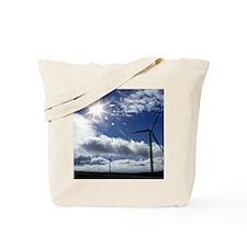 Jan #2Worked Tote Bag