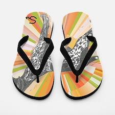 German Shorthaired Pointer Flip Flops