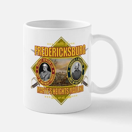 Fredericksburg Large Mugs