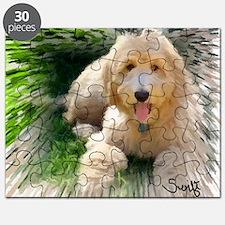 Goldendoodle Puzzle