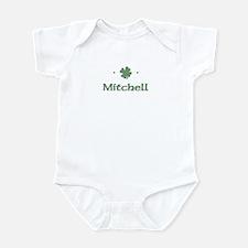 """""""Shamrock - Mitchell"""" Infant Bodysuit"""