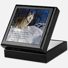 2012 Calendar Indy Snow Keepsake Box