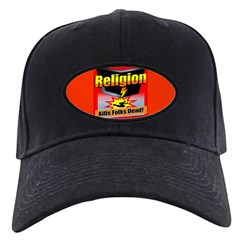 Religion: Kills Folks Dead! Black Cap