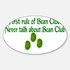 Bean Club Decal