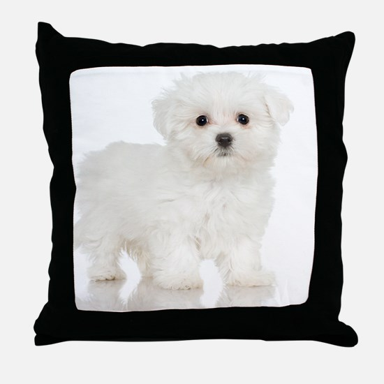 jigsaw005 Throw Pillow