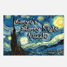 Caryns Postcards (Package of 8)