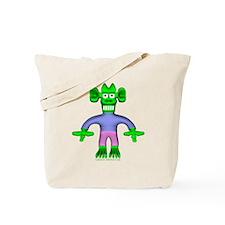 GM_3D Tote Bag