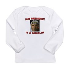OBAMA DOPE Long Sleeve T-Shirt