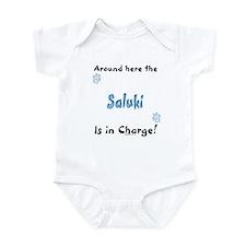 Saluki Charge Infant Bodysuit