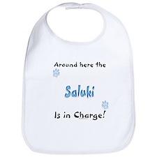 Saluki Charge Bib