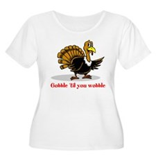 Gobble 'til You Wobble T-Shirt