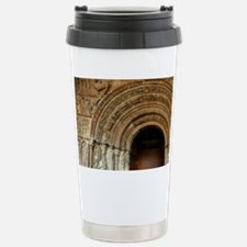Romanesque Art. Monastery of Sa Travel Mug