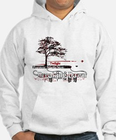 breaking dawn forever with color Hoodie