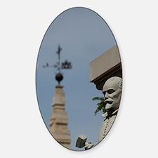 Seville. Historic Santa Cruz Distri Decal