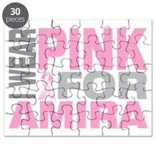 I-wear-pink-for-AMIRA Puzzle