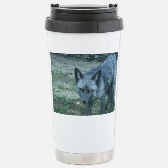 FoxHat4x2 Stainless Steel Travel Mug