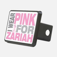 I-wear-pink-for-ZARIAH Hitch Cover