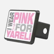 I-wear-pink-for-YARELI Hitch Cover