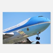 Air Force One Postcards (Package of 8)