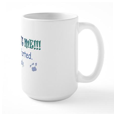 Dog Large Mug