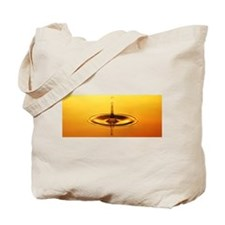 Time-Delay Droplet Tote Bag