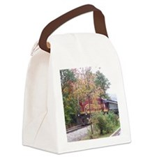 nhfoliage 003 Canvas Lunch Bag