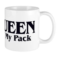 Queen of My Pack Mug