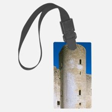Bellver castle. Gothic style bui Luggage Tag
