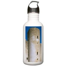 Bellver castle. Gothic Water Bottle