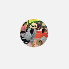 Paul Gauguin Mini Button