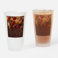 fruitcake copy Drinking Glass