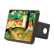 Gauguin Hitch Cover