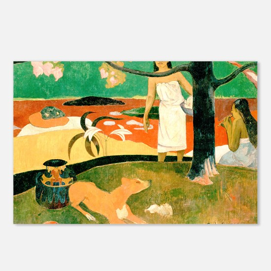 Gauguin Postcards (Package of 8)