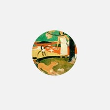 Gauguin Mini Button