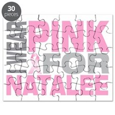 I-wear-pink-for-NATALEE Puzzle