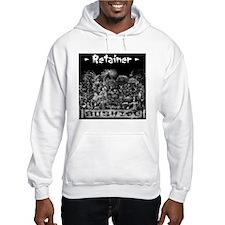 Retainer Back Hoodie Sweatshirt