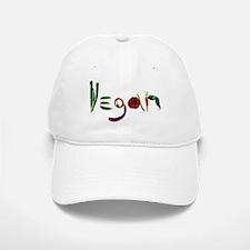 Vegan Baseball Baseball Cap