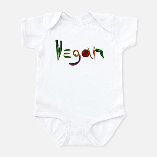Vegan Infant Bodysuit