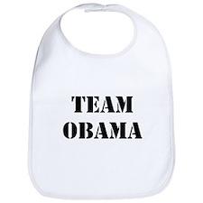 Team Obama Bib