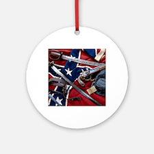 Civil War T-shirts Round Ornament
