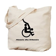Meals on wheels Tote Bag