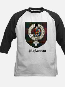 McLennan Clan Crest Tartan Tee