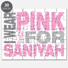 I-wear-pink-for-SANIYAH Puzzle