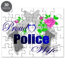 Cross guns police wife Puzzle