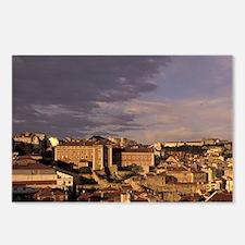 Lisbon. Castelo Sao Jorge Postcards (Package of 8)